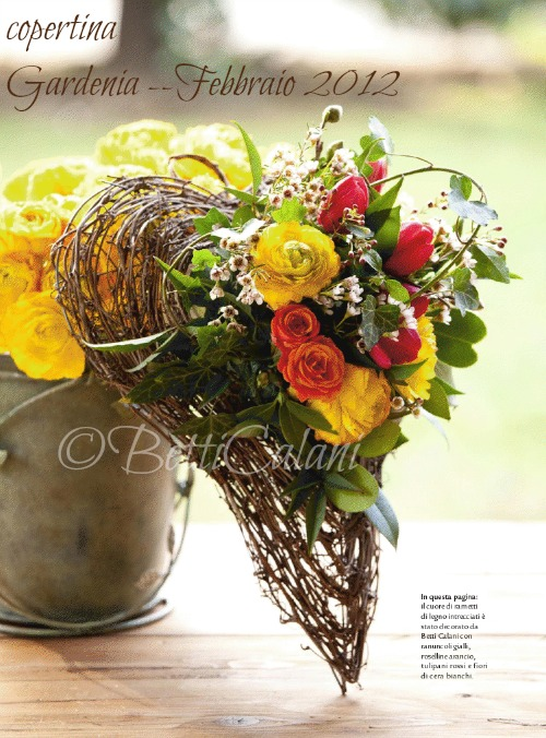 copertina Gardenia