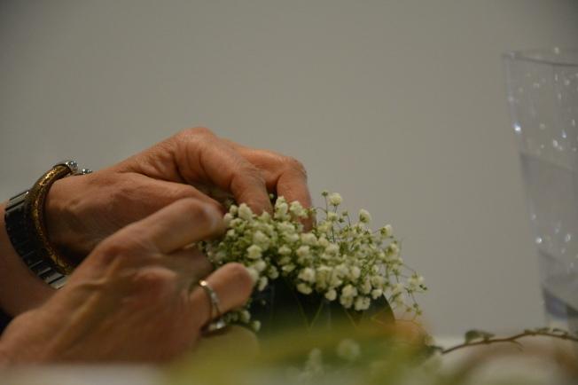 La mia Dimostrazione Floreale ACasa di Malpensa Fiere