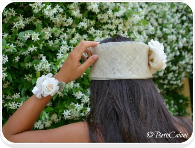 bracciale con fiori