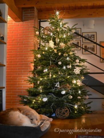 albero di Natale 2013 e Fuchs