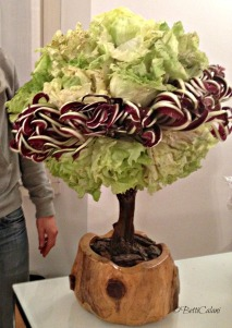il bonsai di radicchio