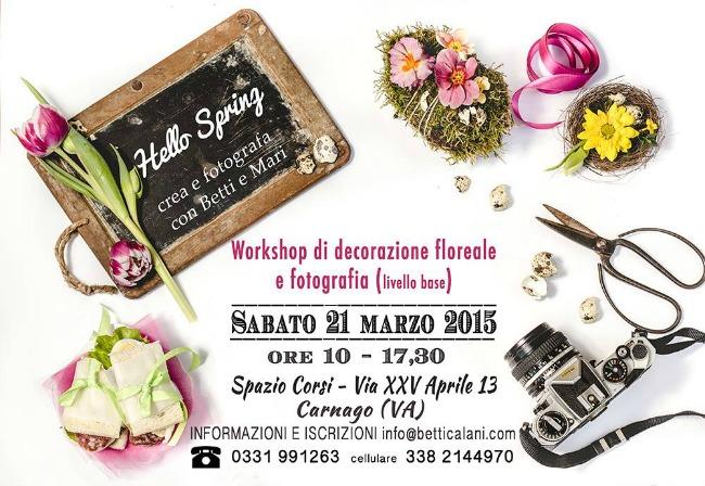 workshop Hello Spring