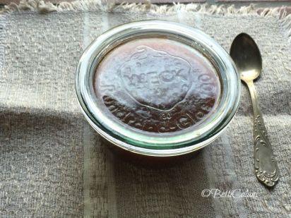 confettura di rabarbaro e fragole