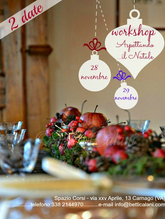 Workshop di Natale