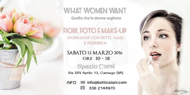 Locandina What women want_Mari
