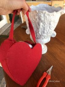 cuore di panno